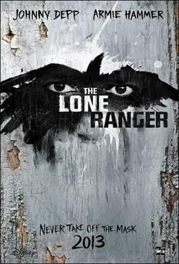 Jerry Bruckheimer Disney The Lone Ranger Movie Trailer