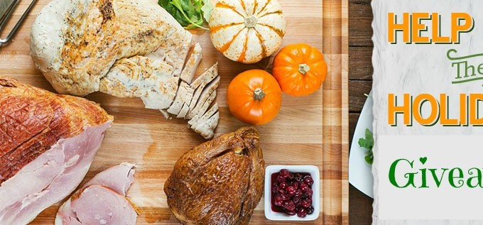 Thanksgiving Dinner – Help For The Holidays Giveaway