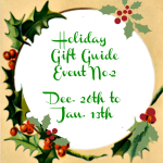 Enter The Special After Holiday Gift Guide Giveaway Event