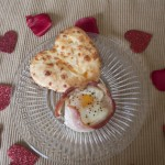 Egg and Bacon Cups with Cheddar Cheese Biscuits Recipe