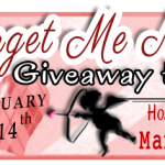Valentines Day Giveaway! Forget Me Not and Enter To Win $25 Amazon Cash