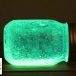 Crafts For Kids Tutorial Sham-ROCK Glowing Glitter Wishes