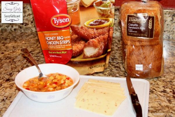 Chicken Sandwich Recipe