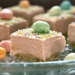 Strawberry and White Chocolate Fudge Recipe – Easy No Bake Dessert