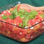 It's Summer Salad Time! Watermelon, Feta and Mint Salad Recipe
