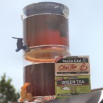 Celebrate Springtime Fun! Our Little Back Yard BBQ and Bigelow Tea