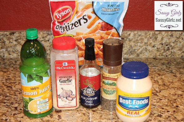 Chicken Fries Dipping Sauce Recipe