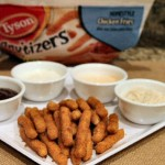 Tangy Chicken Fries Dipping Sauce Recipe AKA Tyson and The Single Mom