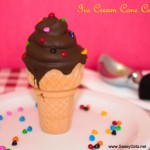 The Cupcake Project: Ice Cream Cone Cupcakes – Homemade Cupcakes Recipe