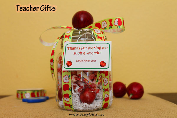 Teacher Appreciation Gift Kids Craft