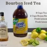 New Twist On Summer Drinks: Bourbon Iced Tea & Fru-Tea Popsicles