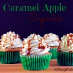 The Cupcake Project: Caramel Apple Cupcakes Ultimate Fall Desserts!