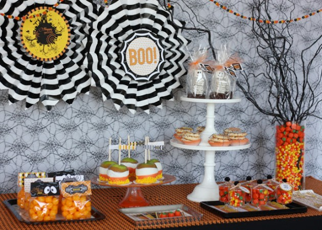 halloween party ideas crafts recipes decorations costumes. Black Bedroom Furniture Sets. Home Design Ideas