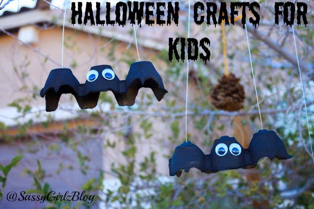 Halloween Crafts For Kids | Sassy Girlz Blog
