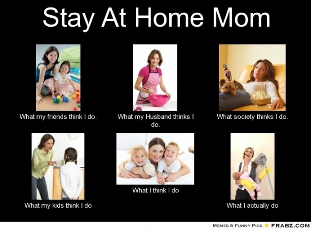 Stay At Home Mom | Sassy Girlz Blog