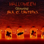 Halloween Crafts For Kids Glowing Jack O' Lantern Ghost Tutorial