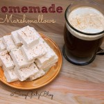 Homemade Marshmallows – Eggnog Flavored Marshmallows Recipe