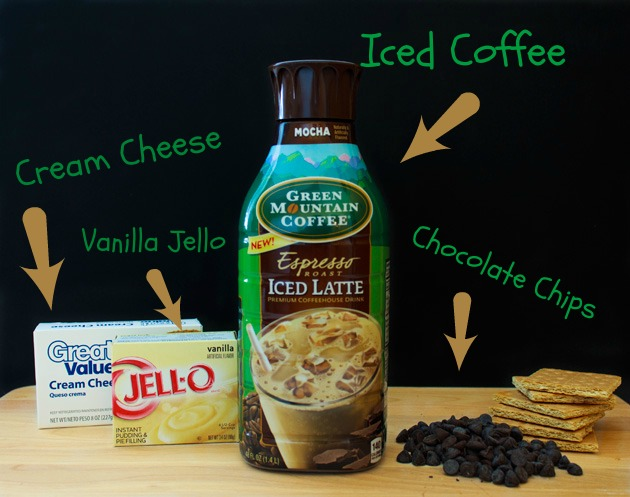 Coffee Break - Chocolate Java Chip Dip  Sassy Girlz Blog