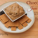 Mom's Coffee Break Snack – Chocolate Java Chip Dipping Sauce