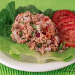 Easy Tuna Salad Kicked Up A Notch – Spicy Tuna Ceviche