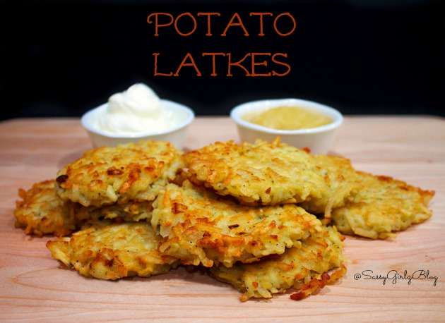 Hashbrown Potato Latkes | Sassy Girlz Blog #shop