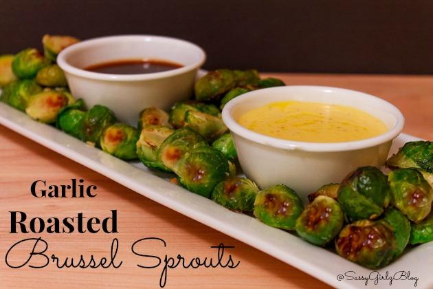 Sriracha Honey Dipping Sauce For Garlic Roasted Brussel Sprouts | Sassy Girlz Blog #shop