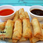 Spicy Ginger Spring Roll Dipping Sauce – Perfect Party Appetizers