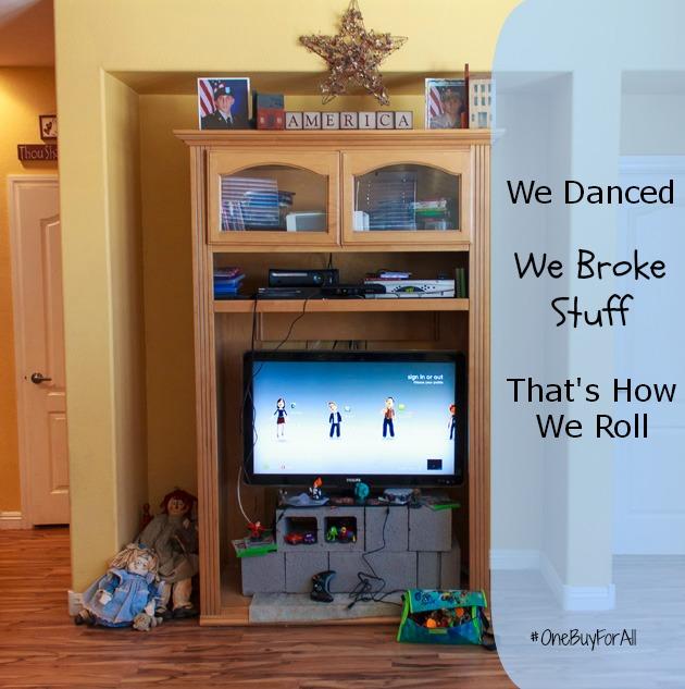 We Danced Best Buy Electronics #shop