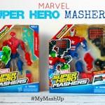 Marvel Super Hero Mashers – And We Got Mashing