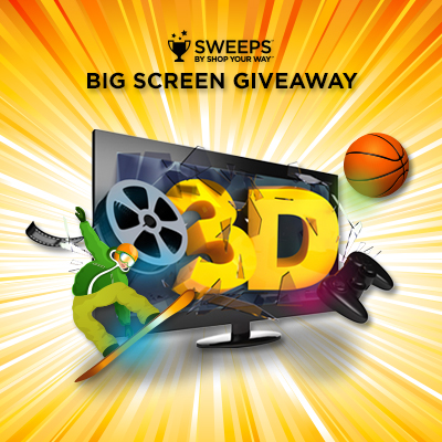 Shop Your Way – Enter To Win – Big Screen HDTV Sweeps