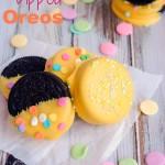 Chocolate Covered Oreos – Fun Easy Spring Treats