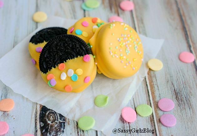 Chocolate Covered Oreos | Sassy Girlz Blog
