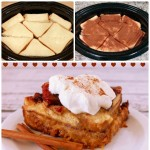Slow Cooker – Cinnamon & Vanilla Easy Bread Pudding Recipe