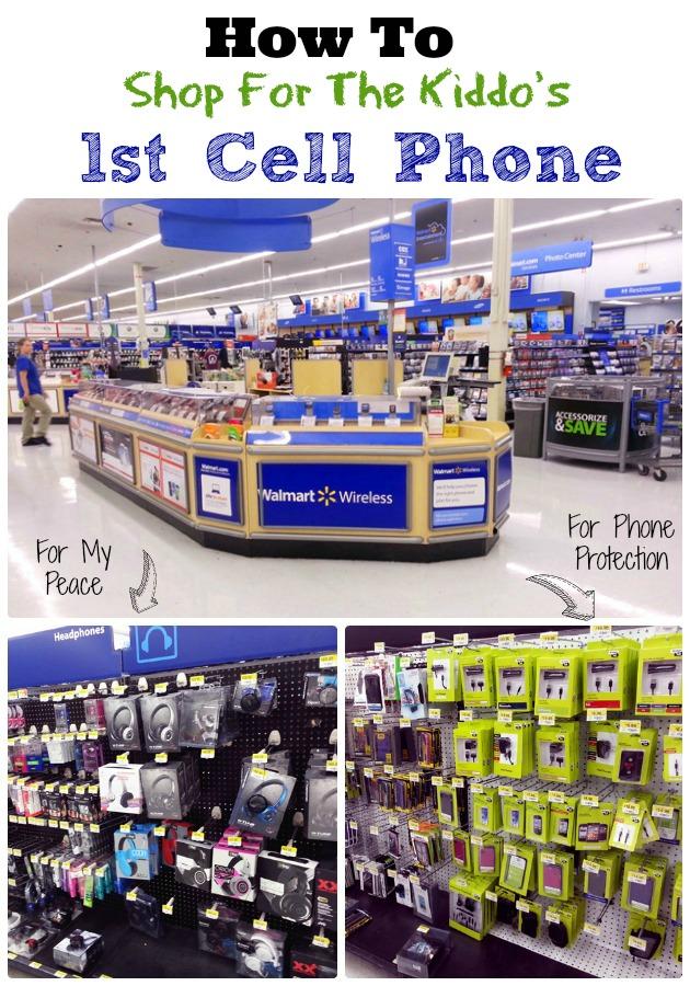 Walmart Family Mobile Cell Phones For Kids