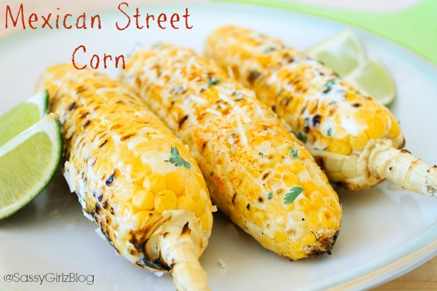 Mexican Street Corn Recipe | Sassy Girlz Blog