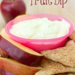 Banana Whip Fruit Dip Recipe – After School Snacking