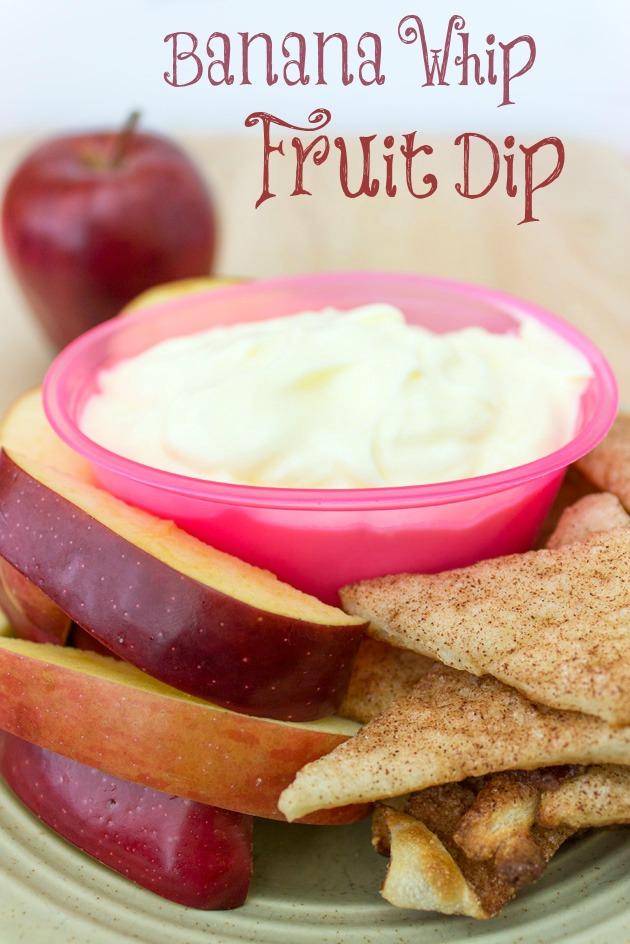 recipe for fruit dip fruit snacks