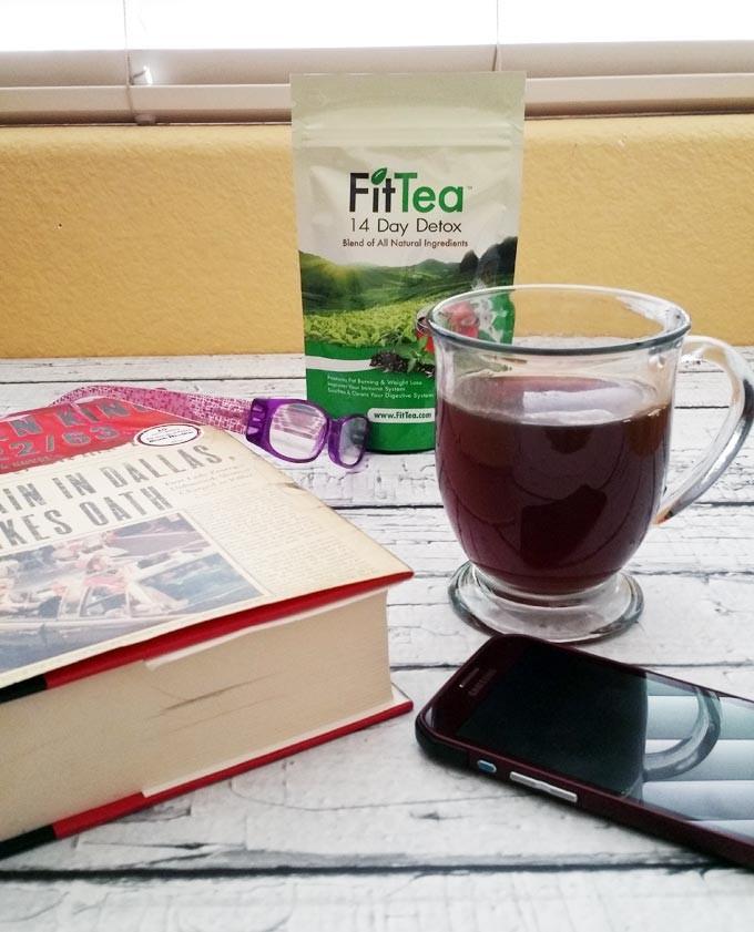 Summer Weight Loss Update FitTea Review