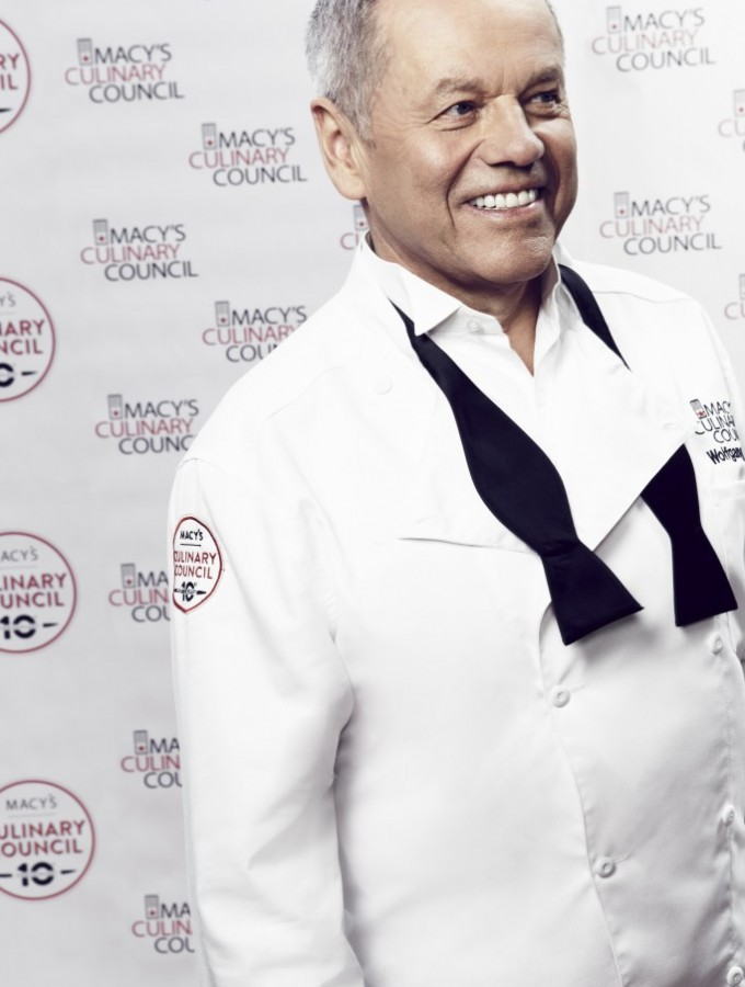 Wolfgang Puck Las Vegas Macy's Event – Cooking Demo and Book Signing